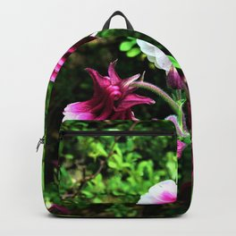 Petticoat Junction Floral Backpack