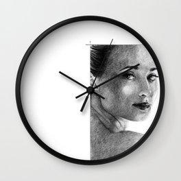 Tendre comme le souvenir Wall Clock