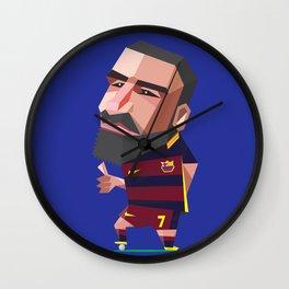 ARDA TURAN Wall Clock