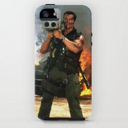 COMMANDO11 iPhone Case
