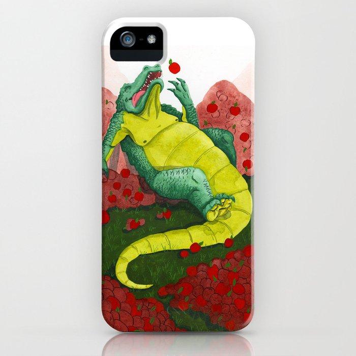 Allison's Alligator iPhone Case