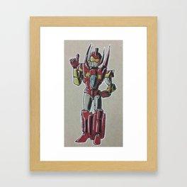 Autobot Atomizer Framed Art Print