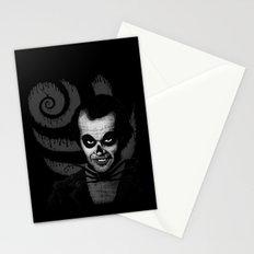 Jack T. Skeleton Stationery Cards