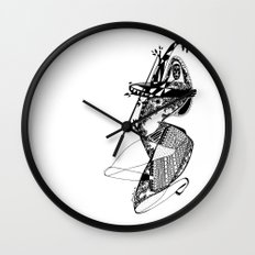 Dance with me - Emilie Record Wall Clock