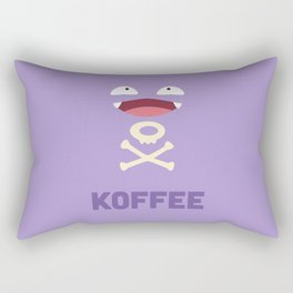 Koffee Rectangular Pillow