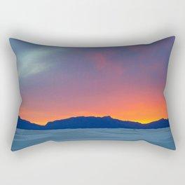 Second Earth Rectangular Pillow