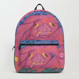 The Miracle of the Deviled Ham (#3 of 3) Backpack