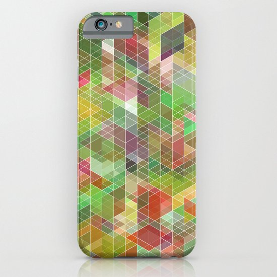 Panelscape - #6 society6 custom generation iPhone & iPod Case