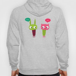 Little friends Hoody