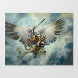 Serra Angel Canvas Print