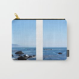 sunny Oregon coast 2in1 Carry-All Pouch