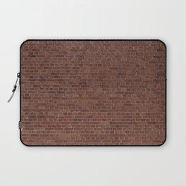 Brooklyn NYC Loft Apartment Brown Stone Brick Wall Laptop Sleeve
