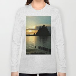 Waiting For The Night Long Sleeve T-shirt