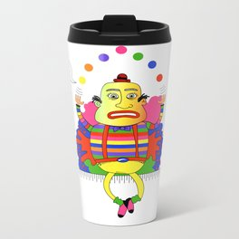 Life is a juggle! Metal Travel Mug