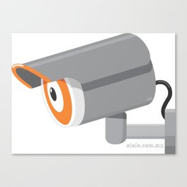 sp.eye Canvas Print