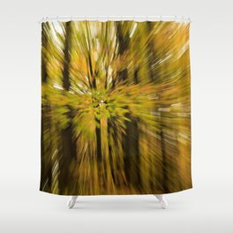 Zoom Wush Shower Curtain