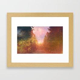 Shoshana's Dream Framed Art Print