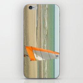 char à voile, le Touquet  iPhone Skin
