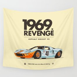 1969 Wall Tapestry