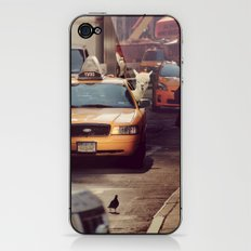 A LAMA IN NEW YORK ***  NEVER STOP EXPLORING VIII  iPhone & iPod Skin