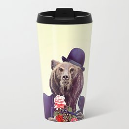 First date Travel Mug