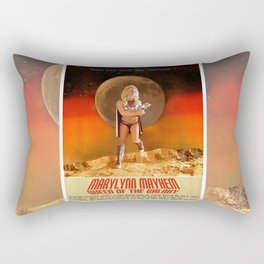 MaryLynn can save the Universe Rectangular Pillow