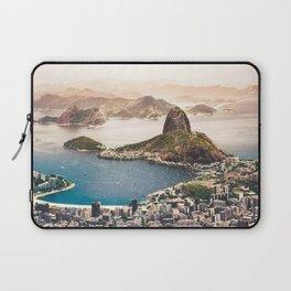 Rio de Janeiro Brazil Laptop Sleeve