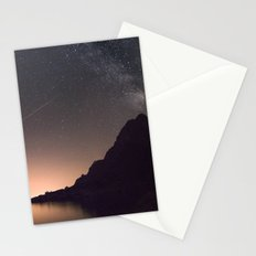 SHOOTING STAR / MILKYWAY / PINK SKY Stationery Cards