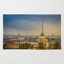 Saint Petersburg Admiralty Rug