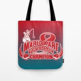 Mario Kart 8 Champion Tote Bag