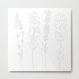 growth and change Metal Print