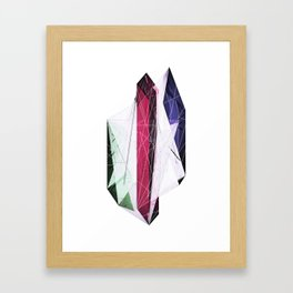 Geminate - Origin Framed Art Print