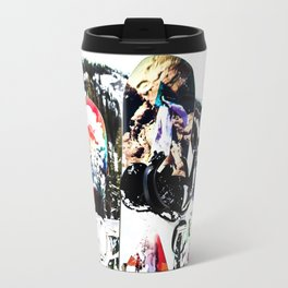 Snowboard Season Travel Mug