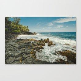 Hawaiian Ocean III Canvas Print