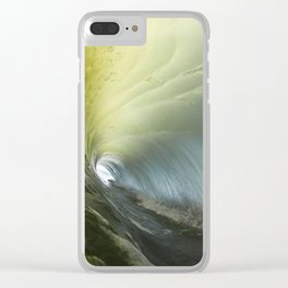 The Green Room Clear iPhone Case