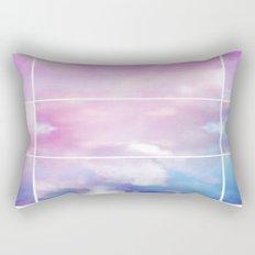 Pastel Sky II Rectangular Pillow