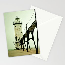 Manistee Light Stationery Cards