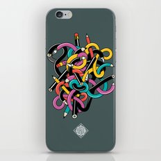 Knot iPhone & iPod Skin