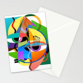 Picasso's Child Stationery Cards