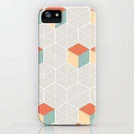 Japanese Pattern: Winter iPhone Case