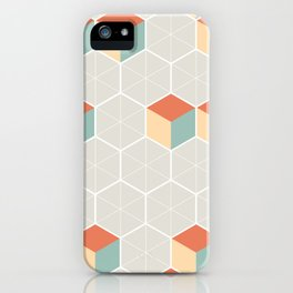 Japanese Pattern: Winter iPhone Case