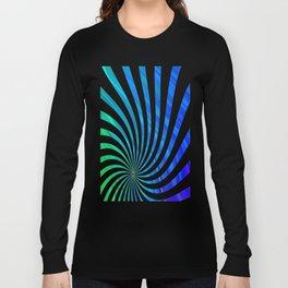 stripes wave pattern 1 stdv Long Sleeve T-shirt
