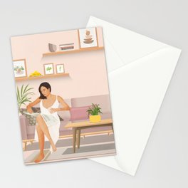 My Own Place II Stationery Cards