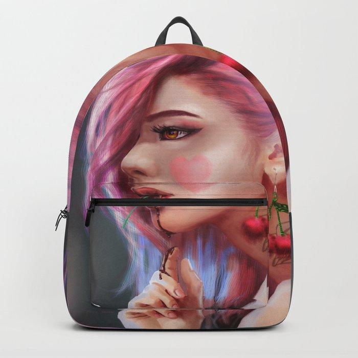 Cherry Vamp Backpack