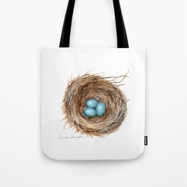 Life is Fragile by Teresa Thompson Tote Bag