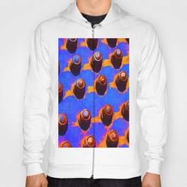 Psychedelic bolts Hoody