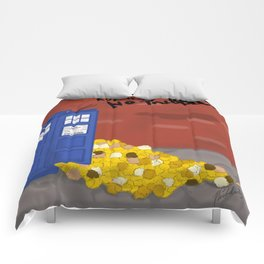 Tribble-y Wobbly Time-y Wimey Comforters