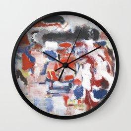 Mark Rothko - No 18 - 1946 Artwork for Wall Art, Prints, Posters, Tshirts, Men, Women, Youth Wall Clock