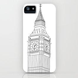 Big Ben iPhone Case