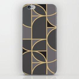 Art Deco Graphic No. 34 iPhone Skin